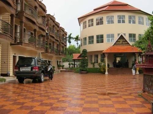 Hotel in Sihanoukvile