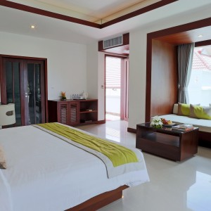 Premier Villa bedroom2