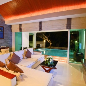Independence Pool Villa15
