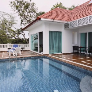 Independence Pool Villa7