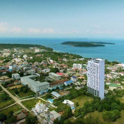 Condo in Sihanoukville